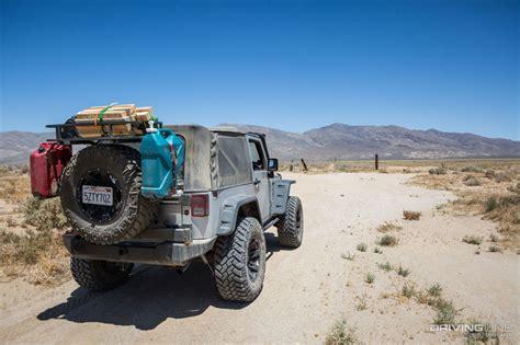 Jeep Trails In Koehn Lake Trail Review In A Jeep Wrangler Jk Drivingline