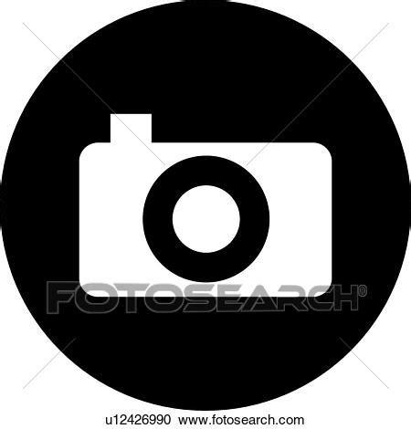 clipart macchina fotografica macchina fotografica icona clipart u12426990 fotosearch