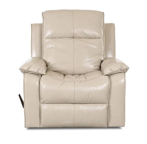 reclining bench seat castaway casual reclining rocking chair with bucket seat