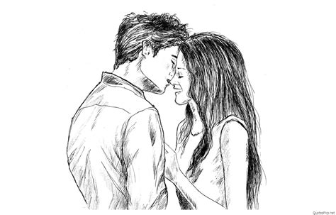 couples in love drawings love couple drawings pics quotes and images 2016