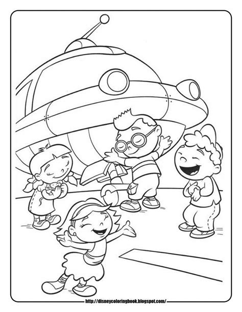 coloring pages disney junior disney junior coloring page printable coloring book