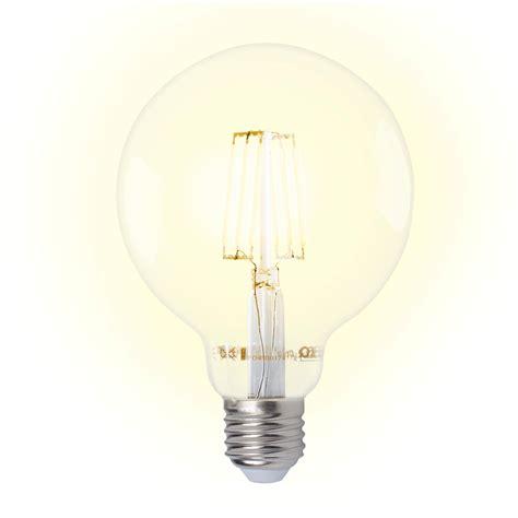 glühbirne led leuchtmittel led filament g95 gl 252 hbirne 6w 50w e27