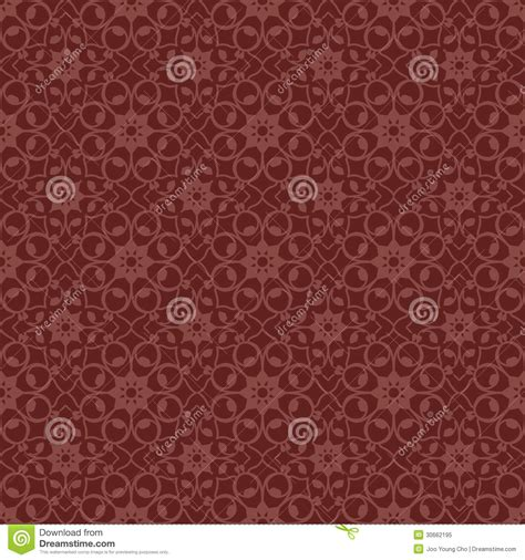 korean pattern vector free red brown colors flower pattern design korean traditional
