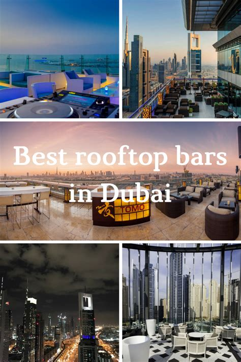 Dubai Top Bars by Five Of The Best Rooftop Bars In Dubai While I M