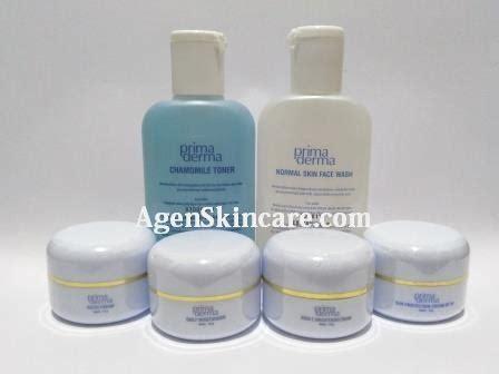 Paket Theraskin Kulit Normal Kering perawatan kulit normal kering primaderma agen skincare