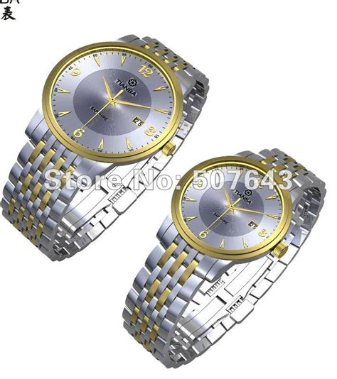 name brand gold watches