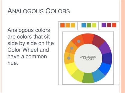 triadic color scheme exles analogous color scheme definition 28 images
