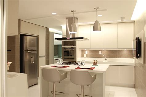 Ideas For Small Kitchens In Apartments cozinha contempor 194 nea raul lins arquitetura