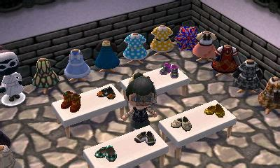 gracies shoes acnl animal crossing new leaf jp news from kasen sosostris com