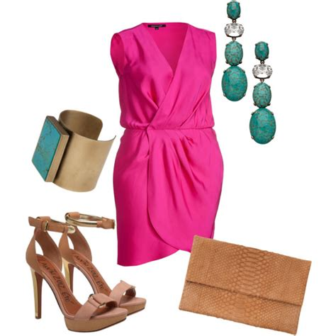 Wear To Bridal Shower by What To Wear To A Bridal Shower Polyvore