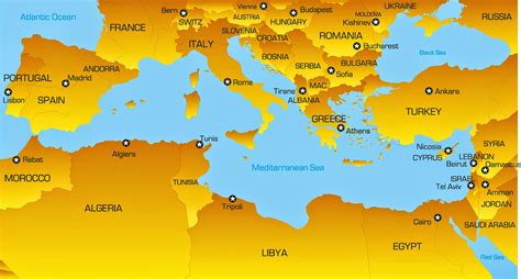 middle east mediterranean map middle east and mediterranean map middle east map