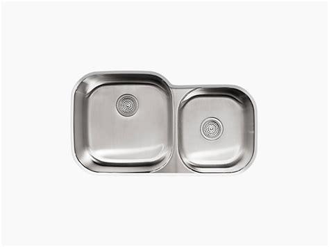 kohler k 3356 sink undertone large medium mount kitchen sink k