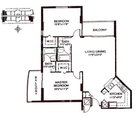 miami condo floor plans sunset harbour luxury condo property for sale rent af