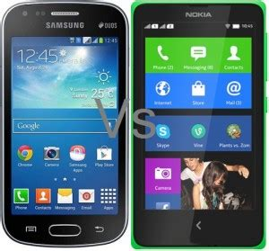Hp Nokia Xl Duos nokia xl vs samsung galaxy s duos 2 which of the two is