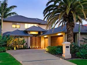 Home Building Ideas Photo Of A Tiles House Exterior From Real Australian Home
