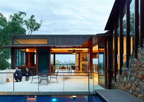 layout of will graham s house gallery of bardon residence bligh graham architects 6