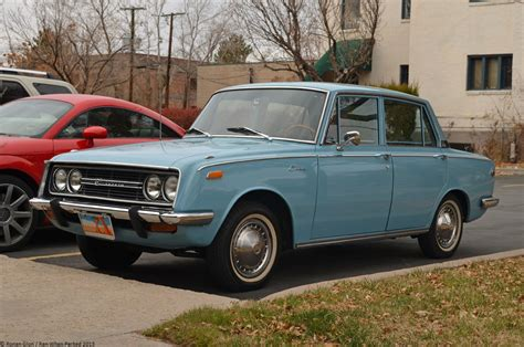 1960s Toyota Meet The Oldest Toyota In Salt Lake City Ran When Parked