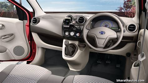 Datsun Go Mpv Plus Cover Selimut Mobil Argento Series Datsun Go 7 Seater Mpv Launched In India At Rs 3 79 Lakh