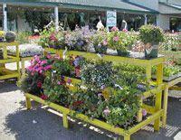 garden centre display benches 1000 images about garden retail on pinterest garden
