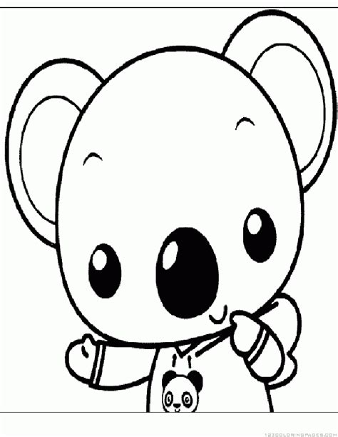 coloring page koala koala animal coloring pages coloring pages