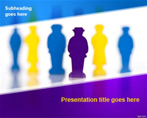 human resources powerpoint template free human resource powerpoint template