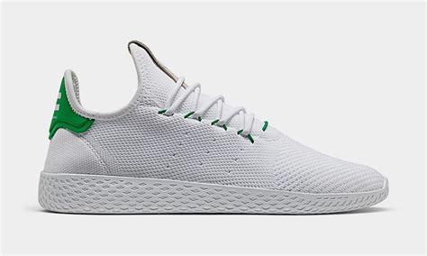pharrell williams adidas sneakers cool material