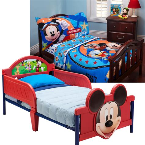 Mickey Mouse Toddler Bedroom Set by Mickey Mouse Clubhouse Furniture Toddlers Roselawnlutheran
