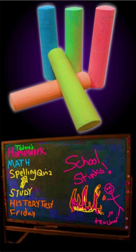 neon chalk board image gallery neon chalk