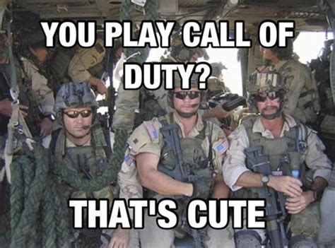 Funny Call Of Duty Memes - you play call of duty meme collection