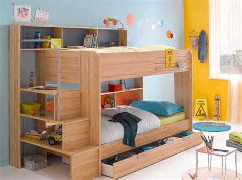 lit chambre enfant image modele lit superpose