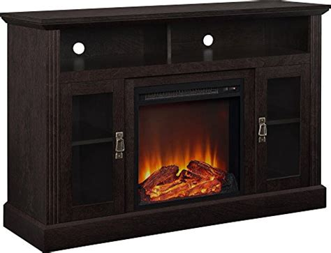 best electric fireplace tv stand remotes reviews