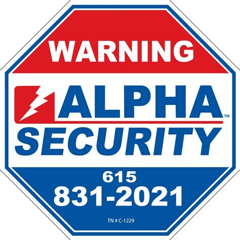 alpha security systems nashville tn 37219 615 831