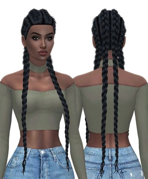 sims 4 cc braids 25 best ideas about sims 4 on pinterest sims 4 custom
