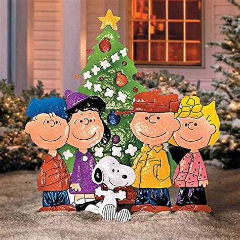 peanuts outdoor christmas decorations funk this house