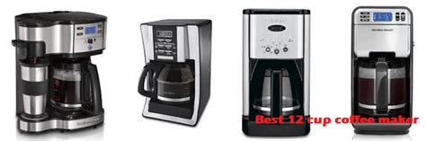 Best coffee makers on the market reviews 2016   Coffeehouse24h