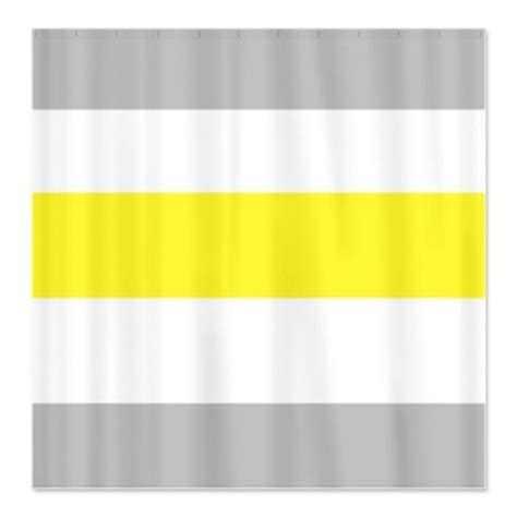 yellow stripe shower curtain 1000 images about yellow grey bath on pinterest