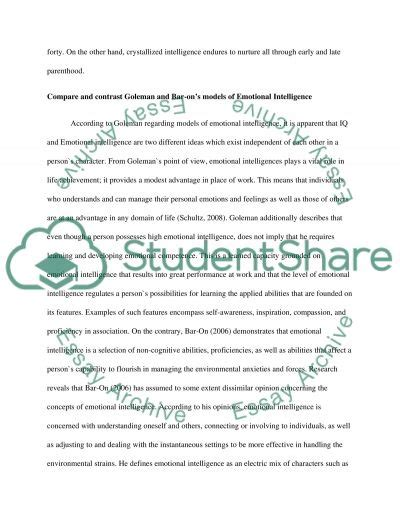 Essay About Personality by Personality Essay Topics