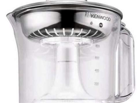 Juicer Kenwood Je290 Citrus kenwood citrus juicer blender fruit extractor je290 white