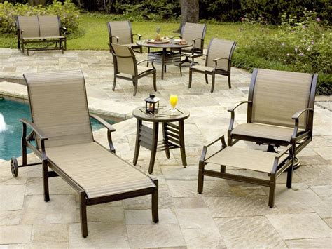 Pool Patio Furniture Pool Patio Furniture Ideas