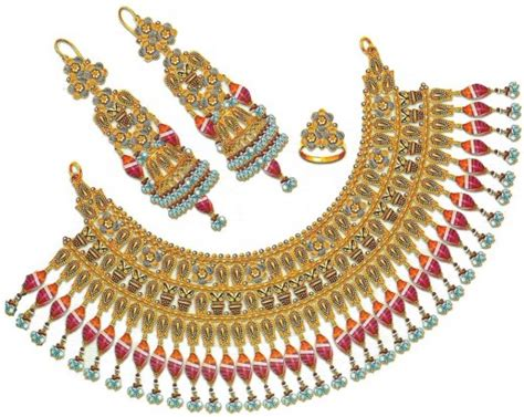 http www luxuo wp content uploads 2011 12 san gold necklace set design for sheplanet picture to