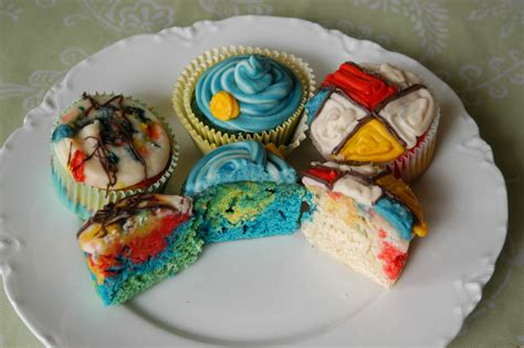 cupcakes inspired by make cupcakes inspired by your favorite painting