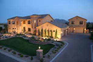 executive homes luxury homes in gilbert az arizona community guide