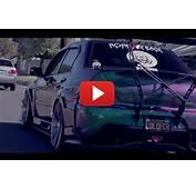 400WHP Bagged Mitsubishi Evolution IX  Fast Car