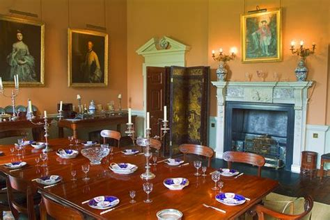 The Dining Room Cornwall by Pencarrow House Photo Pencarrow Cornwall The Dining Room