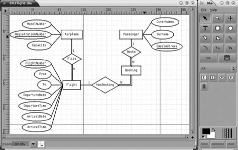 tool to draw er diagram using tools for database design learning mysql book