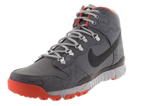nike sneaker boots mens nike s karstman leather nike boots shoes