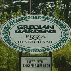 Grecian Gardens Clifton Park Ny by Grecian Gardens Pizza Restaurant Pizza Clifton Park Ny Reviews Photos Menu Yelp