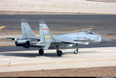 Shenyang J-11 - China - Air Force | Aviation Photo ... J 11