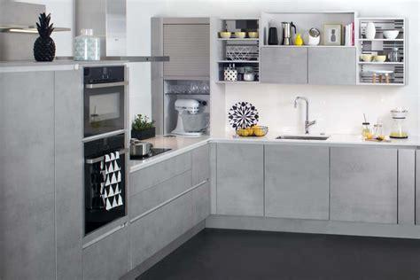 plan de travail cuisine effet beton darty 8 nouvelles cuisines sur mesure 224 d 233 couvrir