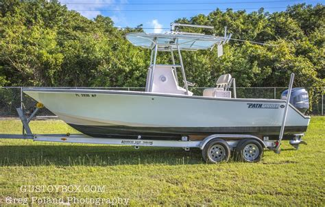 pathfinder boats msrp 2004 pathfinder 2300dv sold gus toy box contender